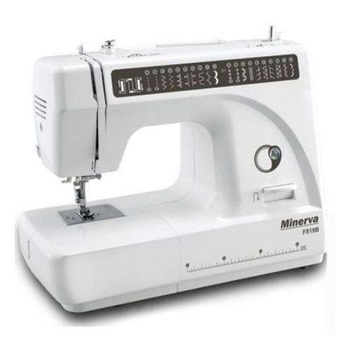 Швейная машина Minerva F819B фото