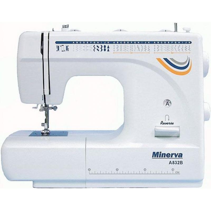 Швейна машина MINERVA A832B