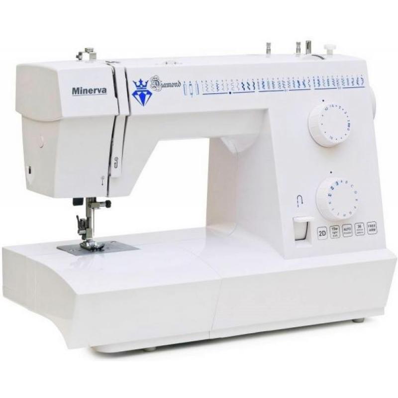 Швейная машина Minerva Diamond 36
