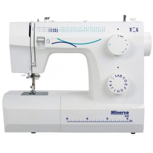 Швейная машина Minerva E20 фото