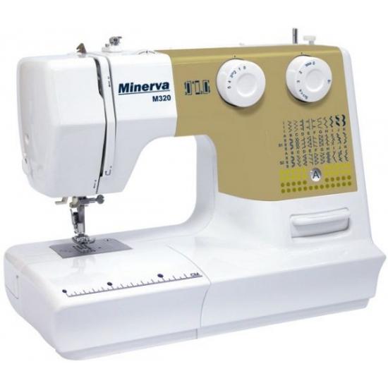 Швейна машина Minerva M320