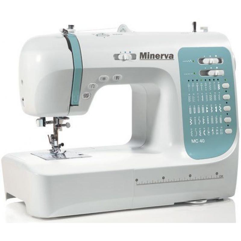Швейная машина Minerva MC 40