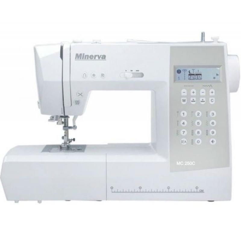 Швейна машина MINERVA MC 250C