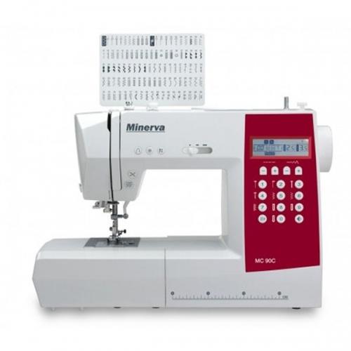 Швейная машина Minerva MC 90С фото