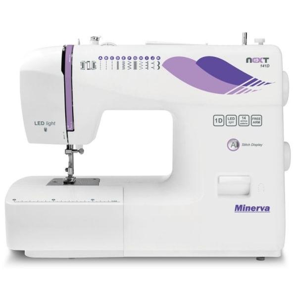 Швейная машина Minerva Next 141D фото