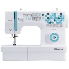 Швейна машина Minerva Select 45 фото