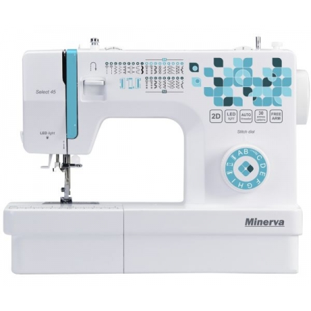 Швейна машина Minerva Select 45