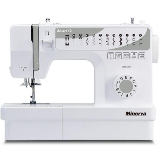 Швейна машина Minerva Smart 12