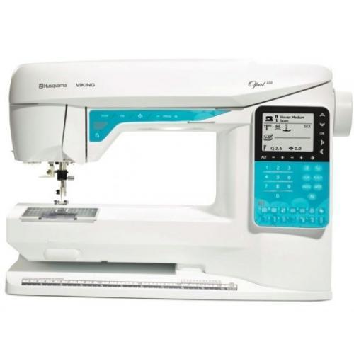 Швейная машина Husqvarna Opal 650 фото