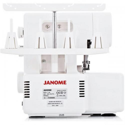 Оверлок JANOME T 34 фото