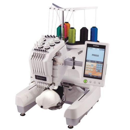 Вышивальная машина BROTHER PR-650e фото