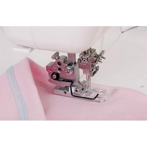 Прозрачная лапка для распошивальной машины Janome фото