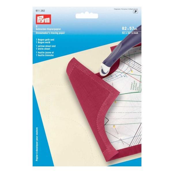 Бумага копировальная для переноса выкройки Prym 611282 фото
