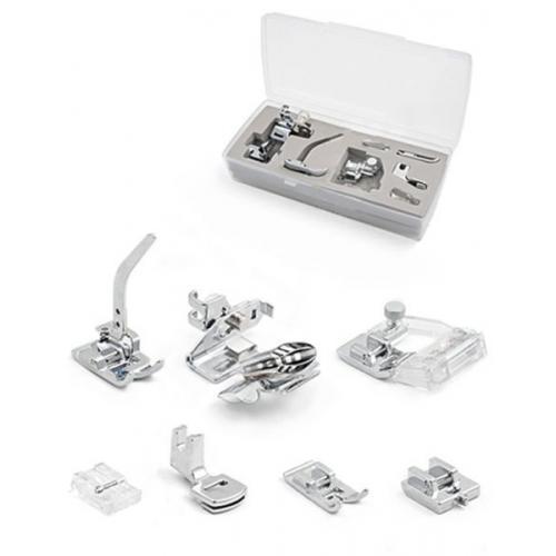 Набор лапок для швейных машин MegaSew SPF-8003 фото