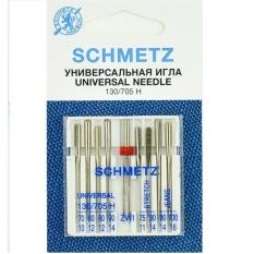 Иглы Schmetz Сombi Box универсальные №70-100 фото