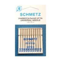 Иглы универсальные Schmetz Universal №70-100 (10 шт.) фото