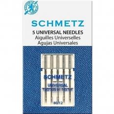 Иглы универсальные Schmetz Universal №80 фото