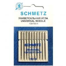 Голки Schmetz універсальні №110, 10 штук фото