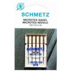Голки Schmetz мікротекс №60 фото