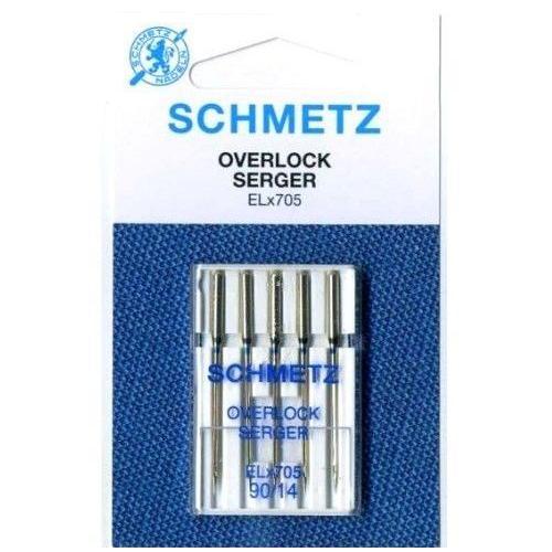 Иглы для оверлока Schmetz Overlock №90 фото