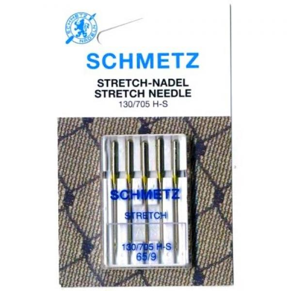 Иглы для трикотажа Schmetz Stretch №65 фото