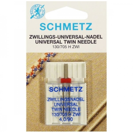 Подвійна голка Schmetz Twin Universal №90/4.0