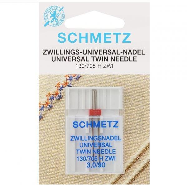Двойная игла Schmetz Twin Universal №90/3 фото