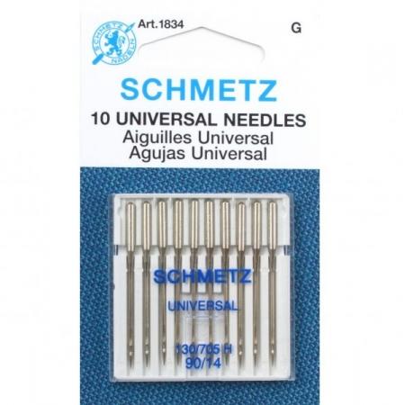 Голки Schmetz універсальні №90, 10 штук
