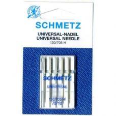 Иглы универсальные Schmetz Universal №70 фото