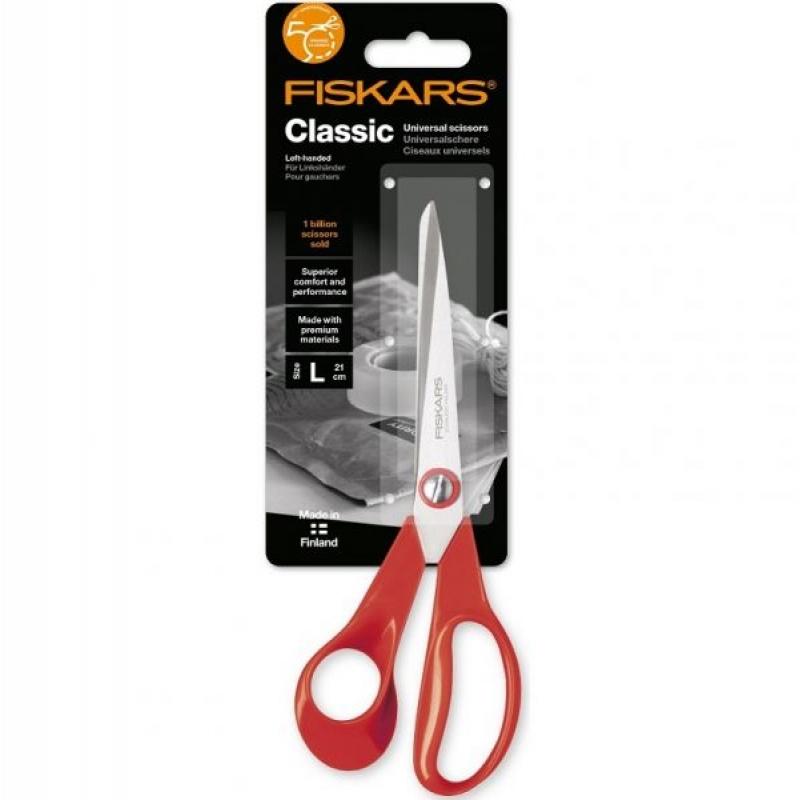 Ножницы для левши Fiskars Classic 21 см 1000814