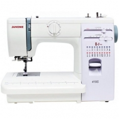 Швейна машина JANOME 419S фото