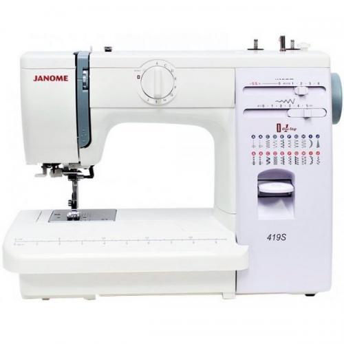 Швейная машина JANOME 419S фото