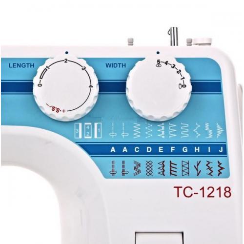 Швейная машина JANOME TC 1218 фото