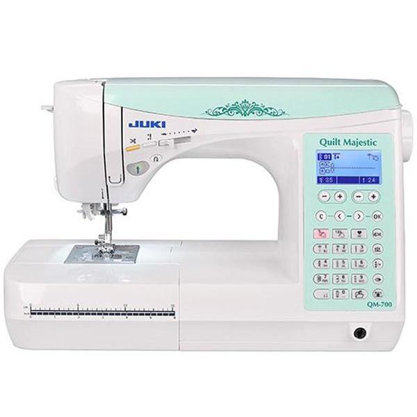 Швейная машина Juki QM-700 QUILT MAJESTIC фото