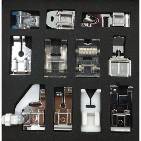 Набор швейных лапок MegaSew Optimal 11 шт.