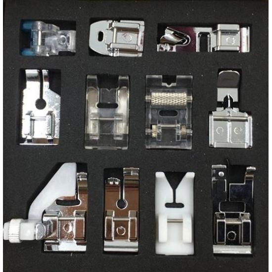 Набор швейных лапок MegaSew Optimal 11