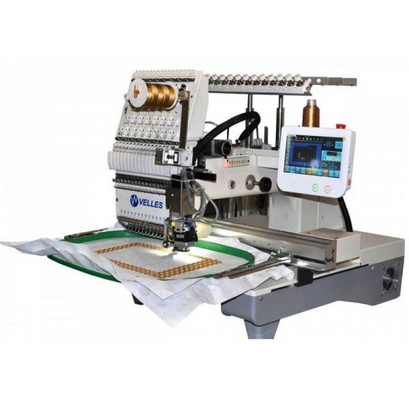 Вышивальная машина Velles VE 21C-TS