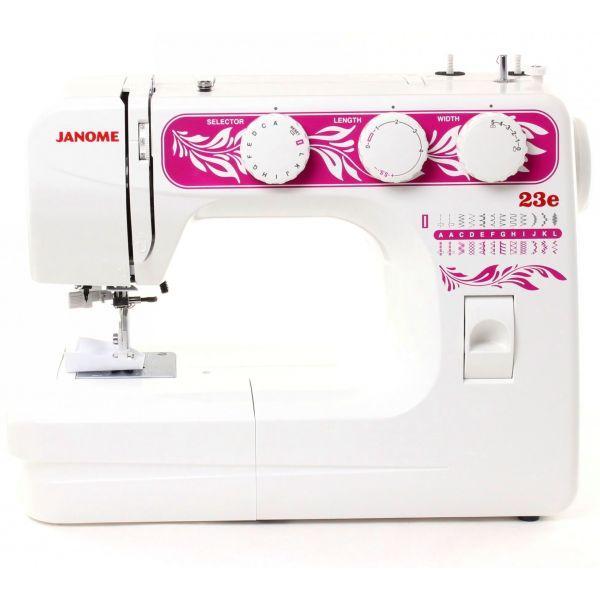 Швейная машина JANOME 23e фото