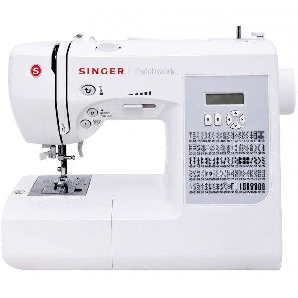Швейная машина SINGER Patchwork 7285Q фото