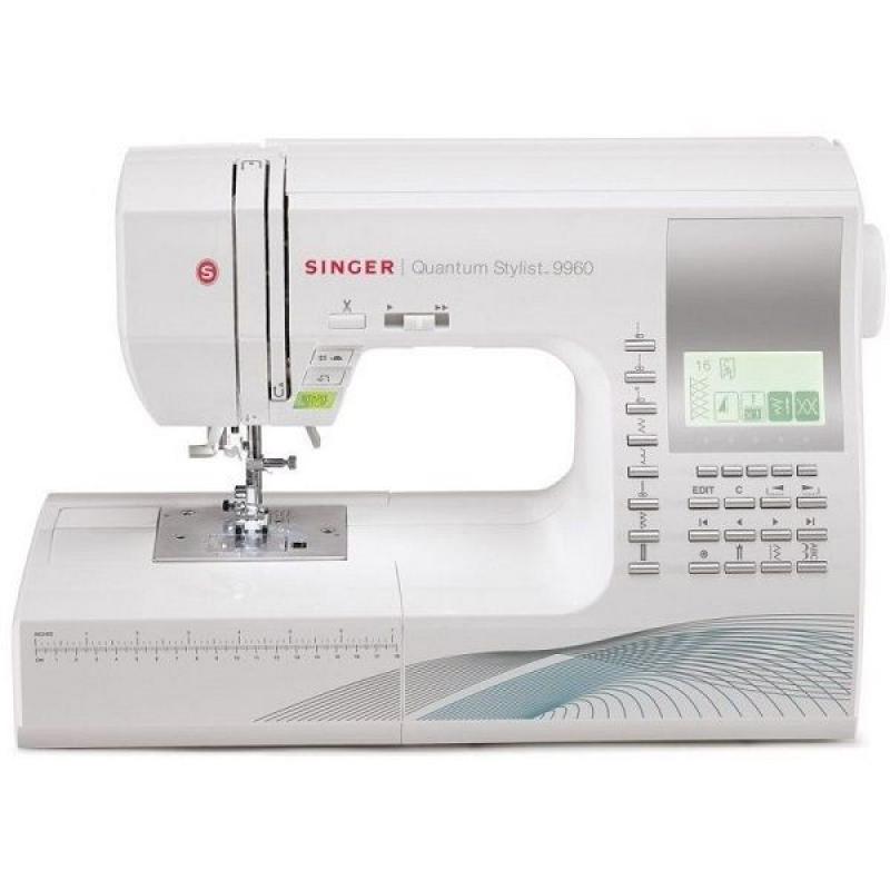 Швейная машина SINGER Quantum Stylist 9960
