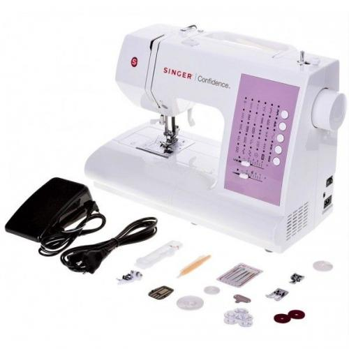 Швейная машина SINGER Confidence 7463 фото