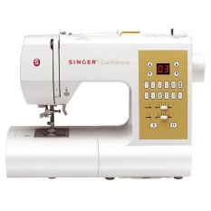 Швейная машина SINGER Confidence 7469 фото