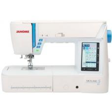 Швейная машина JANOME Skyline S7 фото