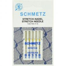Иглы Schmetz Stretch ассорти №65-90 фото