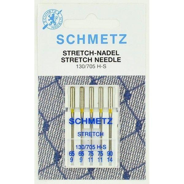 Иглы Schmetz Stretch ассорти №65-90 фото