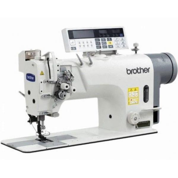 Двухигольная швейная машина Brother T-8422C фото