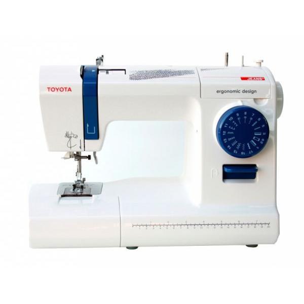 Швейная машина Toyota ECO 17CJ фото