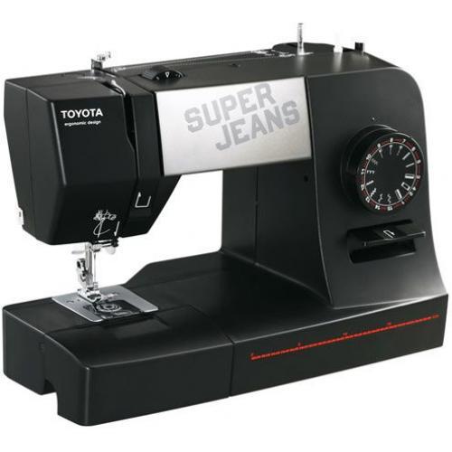 Швейная машина Toyota SUPER JEANS 15 фото
