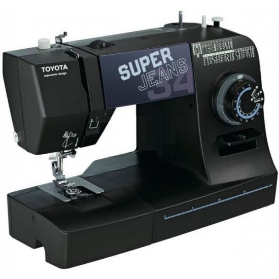 Швейная машина Toyota Super Jeans 34 XL