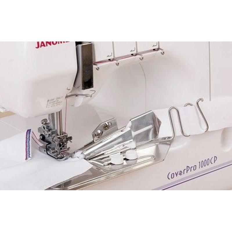 Окантователь 32/8 мм для распошивальной машины Janome